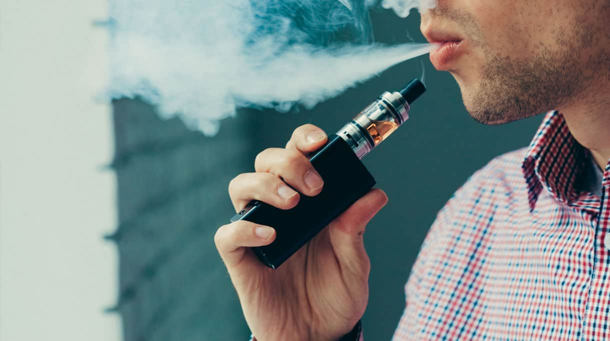 Vaping is illegal in Thailand
