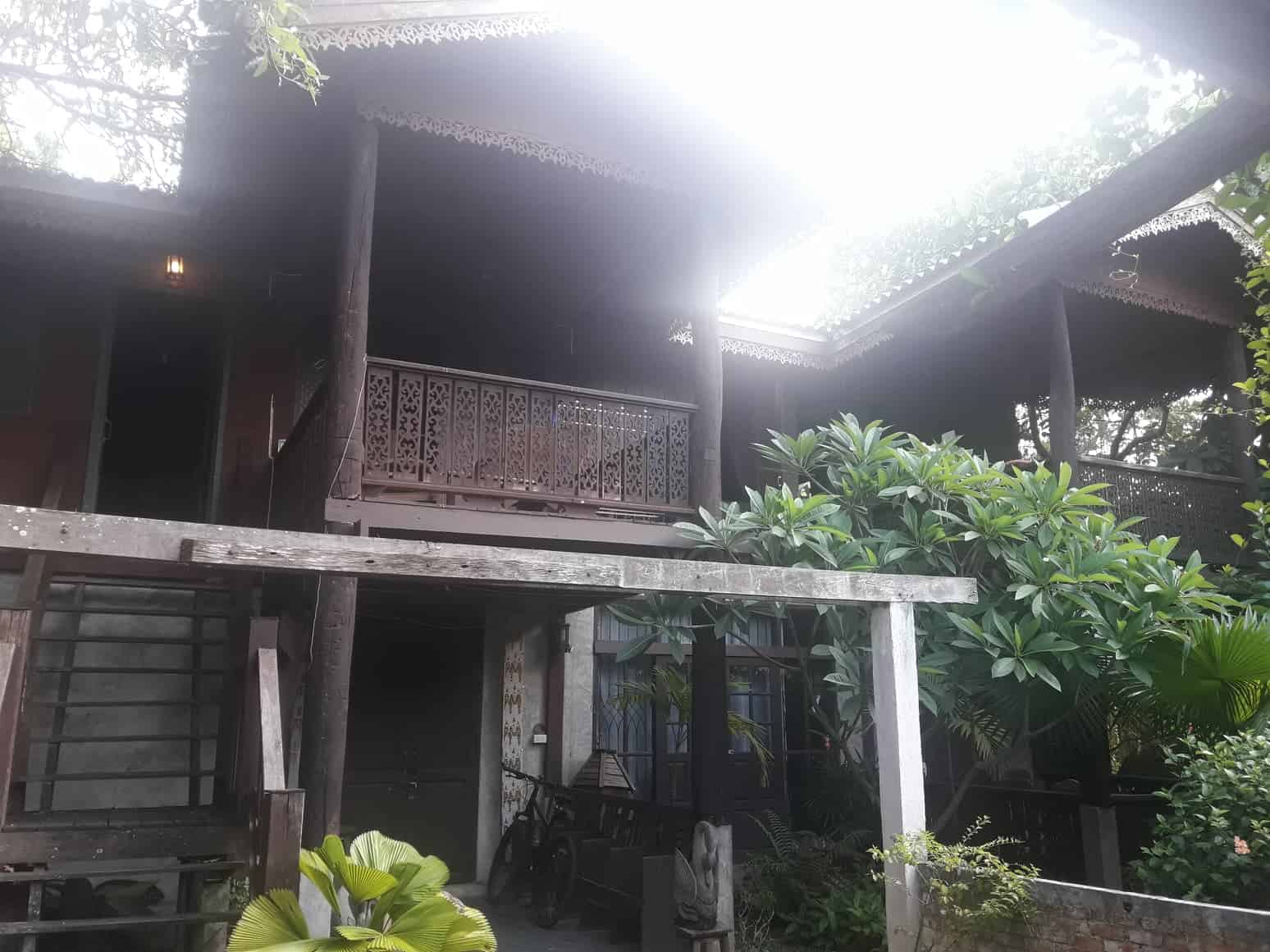Thai style house for under $200 per month